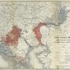 Карта земель Казачьих войск