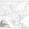 Карта Кавказского наместничества, 1792 г.