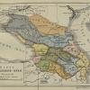 Карта Кавказского края (до 1832 г.)