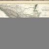 Карта Кавказского перешейка, 1856 г.