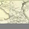 Дорожная карта Кавказа 1903 г.