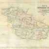 Карта Ставропольской губернии 1909 г. (Харатов)