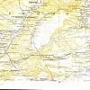 Карта Ставропольской губернии, 1847 г.