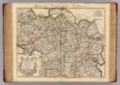 Карта Тартарии 1742 г.