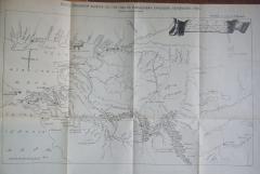 Карта Кубанской области 1775-1776 гг., с показанием кочевьев Ногайских орд