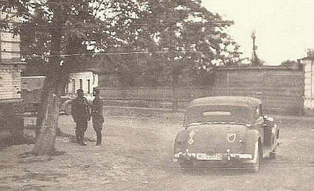 Георгиевск в оккупации 1942 г.