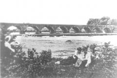 Казенный мост через р. Подкумок в районе «Водяных ворот»