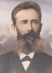 Градской голова (1848-1851 гг.) купец 3-й гильдии Иван Григорьевич Володкин