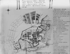 План Георгиевска 1815 года