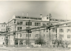 Здание маслоэкстакционного завода, г. Георгиевск.