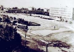 Площадь Победы, г. Георгиевск.