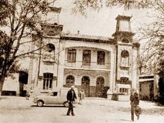 Здание бывшего кинотеатра «Ударник»
