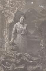 Бабуля Янько (Литовка) Прасковья Павловна 1894 г.р