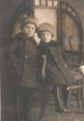Братья Константин и Леонид (Левочка)