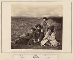 Кавказ. Евреи (Рауль И.  1870)