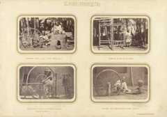 Шелковое производство 1872 год