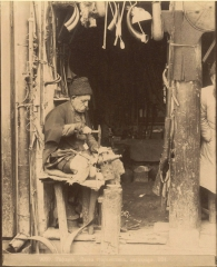 Тифлис. Лавка старьевщика (Ермаков Д.И. 1890)