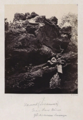 Камень песчаник (Болдырев И.В. 1875-1876)