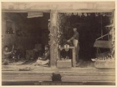 Тифлис. Две меднолитейные лавки (Ермаков Д.И. 1890)