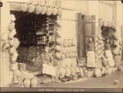 Тифлис. Две кувшинные лавки (Ермаков Д.И. 1890)