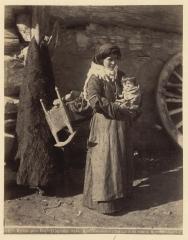 Кубанская обл. Карачаевка (Ермаков Д.И. 1890)