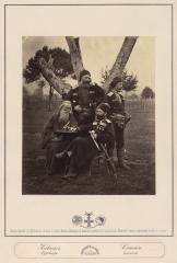 Кавказ. Гурийцы (Рауль И.  1870)