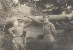 Прибалтика, 1944 год