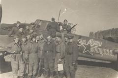 После сотого боевого вылета. Прибалтика, 24 октября 1944 года.