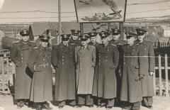 День воздушного флота СССР, Мурмаши, 18 августа 1954 года