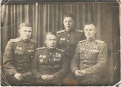 День Победы в Ленинск-Кузнецком, 9 мая 1954 года