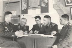 Однобоков ставит задачу перед партактивом, 15.04.1951