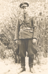 Дежурный по полку, Германия 1951 год
