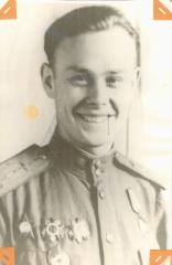 Фото после награждения, 1944 год