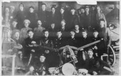 Георгиевская пожарная команда 1925-1935 гг.
