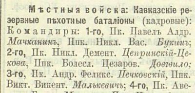 Прикрепленное изображение: Кавказский календарь на 1890 год, Тифлис, 1889, стр. 226.JPG