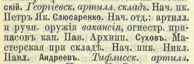 Прикрепленное изображение: Кавказский календарь на 1906 год, Тифлис, 1905, стр.311.JPG