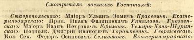 Прикрепленное изображение: Кавказский календарь на 1847 год, Тифлис, 1846, стр.245.JPG