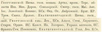 Прикрепленное изображение: Кавказский календарь на 1867 год, Тифлис, 1866, стр.99, 97.JPG