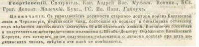 Прикрепленное изображение: Кавказский календарь на 1858 год, Тифлис, 1857, стр.501.JPG