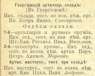 Прикрепленное изображение: Кавказский календарь на 1901 год, Тифлис, 1900, стр.495.JPG