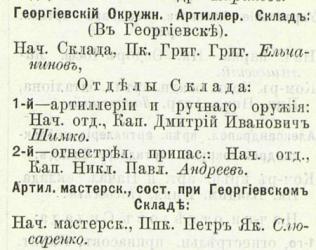 Прикрепленное изображение: Кавказский календарь на 1899 год, Тифлис, 1898, стр.462.JPG