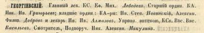 Прикрепленное изображение: Кавказский календарь на 1861 год, Тифлис, 1860, стр.100.JPG