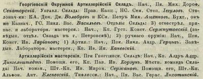 Прикрепленное изображение: Кавказский календарь на 1877 год, Тифлис, 1876, стр.128.JPG