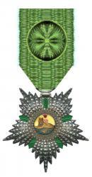 Прикрепленное изображение: Officier_in_de_Orde_van_de_Leeuw_en_de_Zon_Iran_rond_1900_Civiele_Divisie.jpg