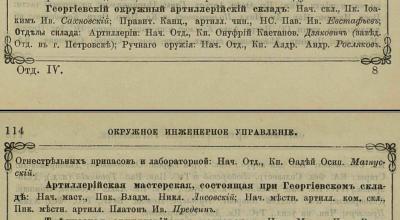 Прикрепленное изображение: Кавказский календарь на 1885 год, Тифлис, 1884, стр.113-114.JPG