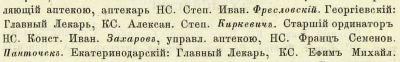 Прикрепленное изображение: Кавказский календарь на 1866 год, Тифлис, 1865, стр.125.JPG