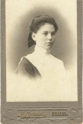 Прикрепленное изображение: Фиалкина Надежда Николаевна, дочь священника с. Орехово Спасского у., 25.06.1896.jpg