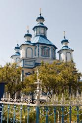 Прикрепленное изображение: Церковь Рождества Пресвятой Богородицы в станице Лысогорская 4.jpg