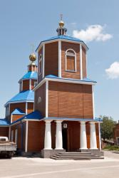 Прикрепленное изображение: Колокольня Никольского собора в городе Георгиевск.jpg