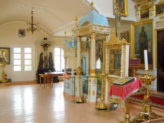 Прикрепленное изображение: Интерьер Никольского собора.jpg
